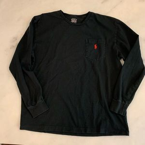 Ralp Lauren Polo Long Sleeve T Shirt